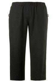 Pantalon 7/8, lin