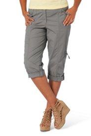 Pantalon cargo 7/8