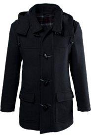 Duffle-coat, classique