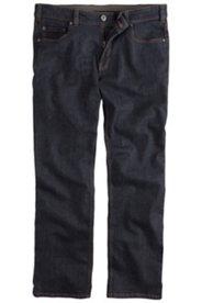 Jean 5 poches, regular fit, ceinture confort