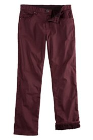 Pantalon thermique, regular fit