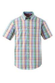 Chemise à carreaux  manches courtes, modern fit