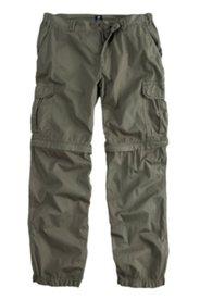 Pantalon à dézipper