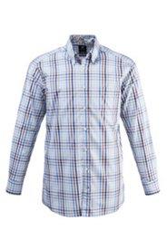 Chemise à carreaux comfort fit