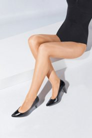 Collants satin sheers brillants