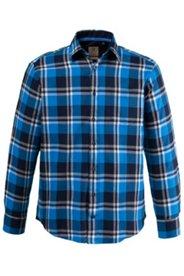 Chemise à carreaux en flanelle, modern fit
