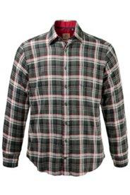 Chemise en flanelle à carreaux, modern  fit