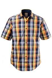 Chemises à carreaux manches courtes