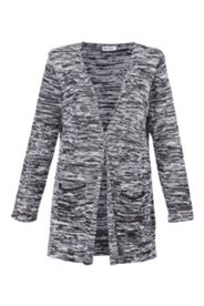 Manteau en maille