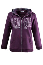 Veste en sweat