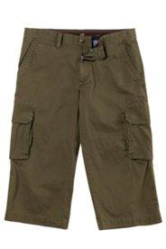Pantalon cargo 3/4