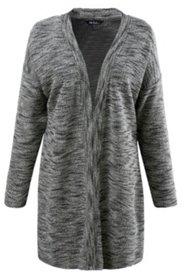 Manteau sweat-shirt manches longues