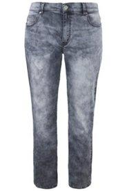 Jeans cigarette confort stretch