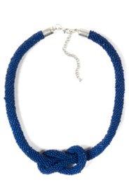 Collier en chaines de perles