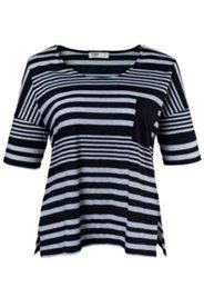T-shirt oversized coton bio demi-manches