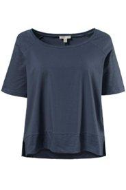 T-shirt jersey coton bio oversized