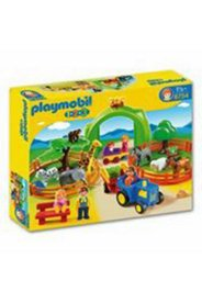 Mon grand parc animalier PLAYMOBIL