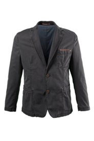Casual Blazer in Pre-Washed Cotton
