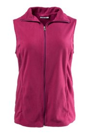 Sleeveless Fleece Jacket