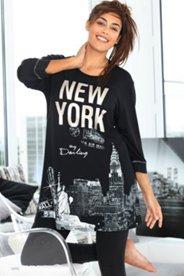 Oversized-Shirt New York