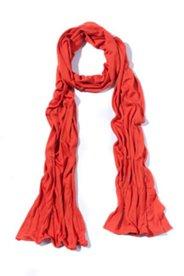 Schal in langer Form