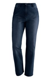 Bodyforming-Jeans Bootcut, im 5-Pocket-Stil