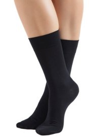 Socken mit Elasthan