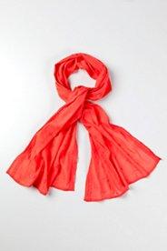 Schal aus 100% Baumwolle