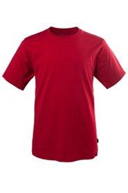 Basic T-Shirt aus gekämmter Baumwolle