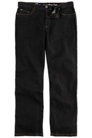 5-Pocket-Jeans, Regular Fit, darkblue, Stretch-Komfortbund