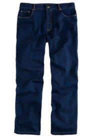 5-Pocket-Jeans, Regular Fit, in robuster Stretchqualität
