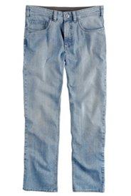 5-Pocket-Jeans, Straight Fit, mit Komfortbund