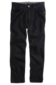 5-Pocket-Hose, Regular Fit, Superblack