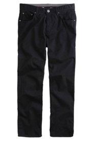 5-Pocket-Hose, Regular Fit, Superblack