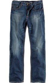 5 Pocket-Jeans, Straight Fit, mit Kontraststitch
