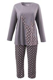 Pyjama mit Hirschmotiv