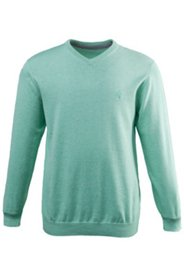V-Pullover, Pima Cotton