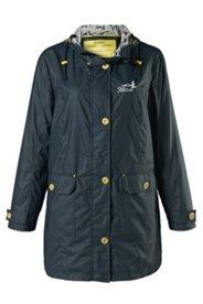 Jacke mit Kapuze, wasserabweisend und winddicht