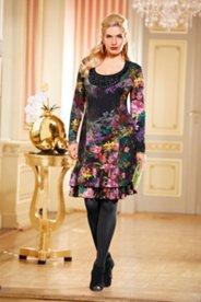Kleid, Blumen
