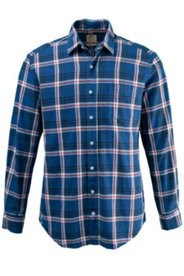 Flanell-Hemd, Modern Fit