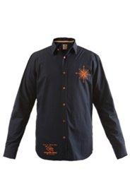 Hemd mit Rückenapplikation