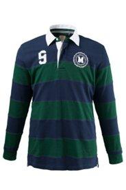 Langarm-Rugbyshirt