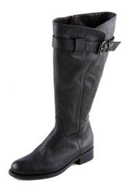 Stiefel mit erweiterbarem Schaft, Weite H