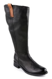 Stiefel aus Nappaleder, Weite H