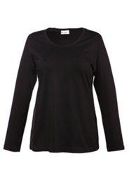 Shirt, körpernahe Form, Rundhals