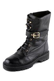 Stiefel mit Plateausohle, Weite K