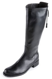 Stiefel mit Schnürung, Weite H