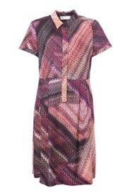 Kleid mit Taschen, leicht tailliert