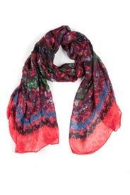 Schal, luftig und leicht
