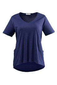 T-Shirt mit Taschen, Biobaumwolle